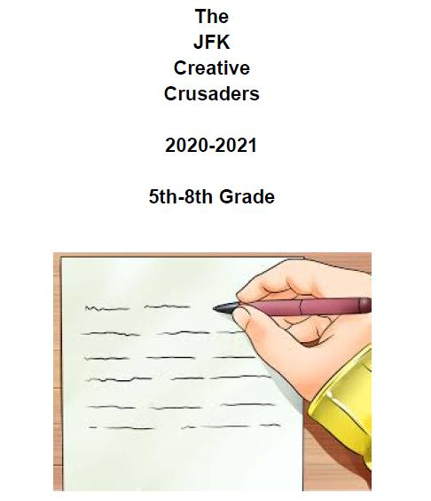 2020-21 Creative Crusaders Literary Magazine